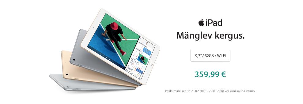 iPad 32 GB WiFi