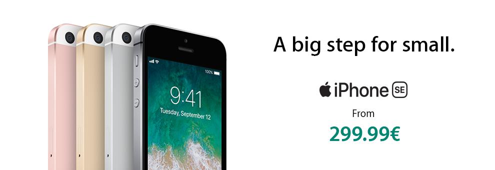 iPhone SE 299