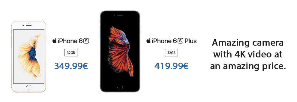 iPhone 6s Special Offer