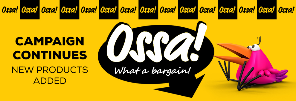 Ossa what a bargain until the end of January!
