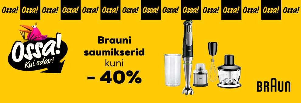 Ossa Braun Saumikser
