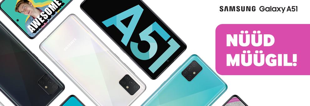 Uus Samsung Galaxy A51