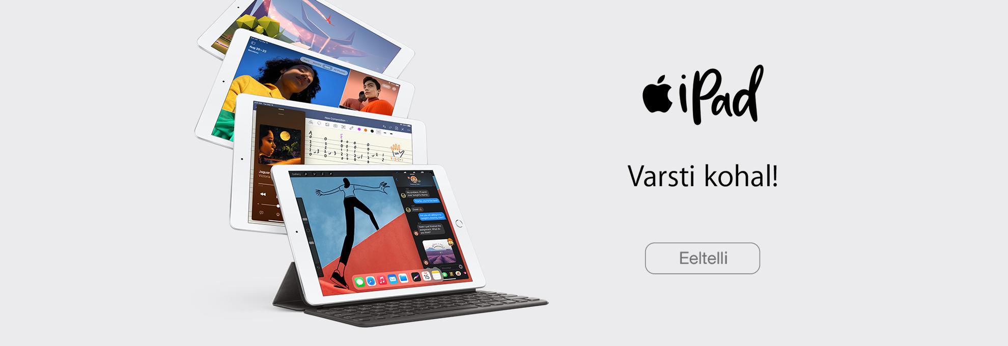 Eeltelli Apple iPad 8th gen
