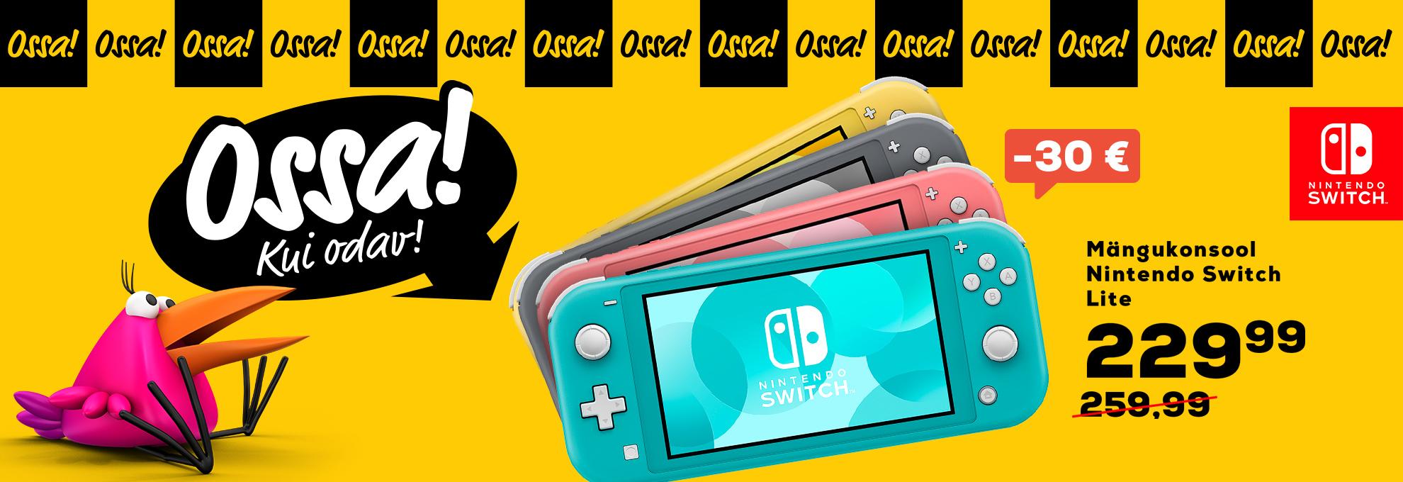 Ossa kui Odav! Nintendo Switch