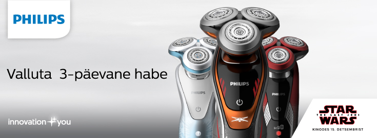 PL Philips Star Wars pardlid