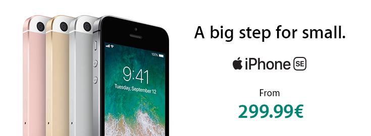 MP iPhone SE 299