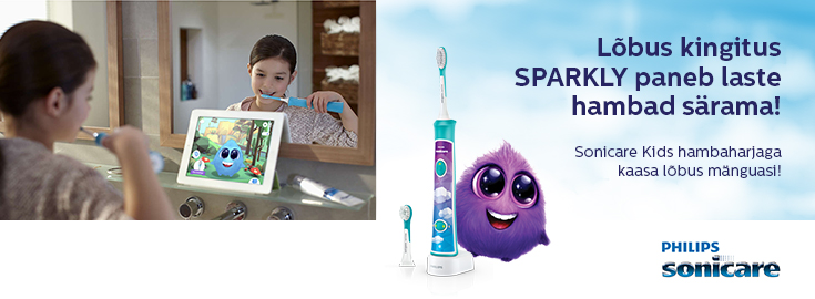 MP Sonicare Kids Sparkly