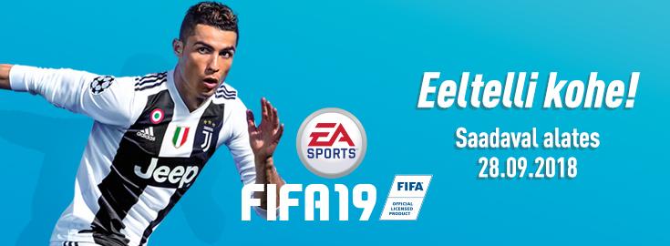 PL FIFA 19 - eeltelli nüüd!