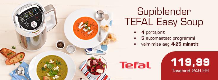MP Tefal Easy Soup