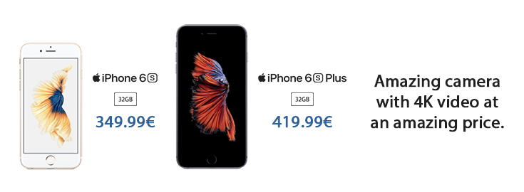 MP iPhone 6s Special Offer