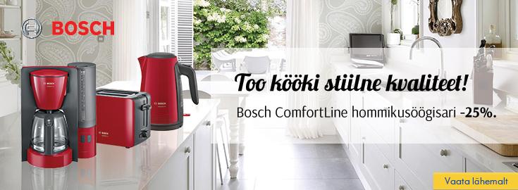 MP Bosch Comfortline hommikusöögisari -25%