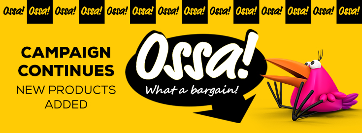 MP Ossa what a bargain until the end of January!