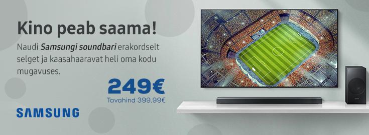 PL Soundbar Samsung HW-N550