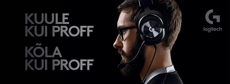 PL Logitech headset