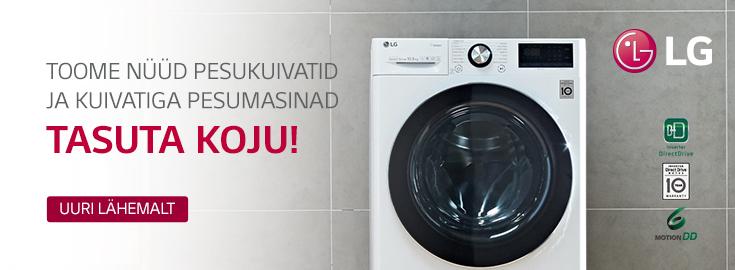 MP kuivatite kojuvedu LG