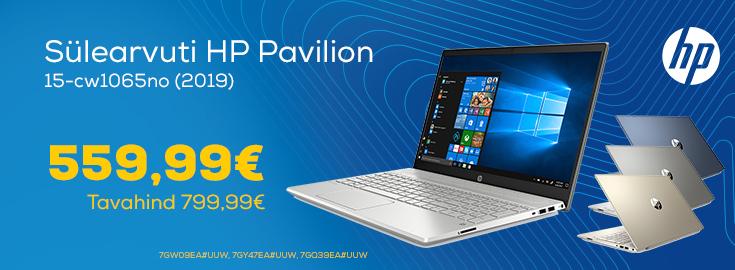 MP HP Pavilion 15