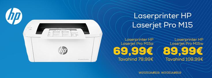 PL HP Laserjet Pro M15