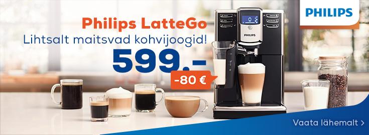 PL Philips LatteGo