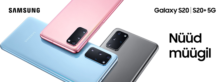 PL Samsung Galaxy S20 seeria
