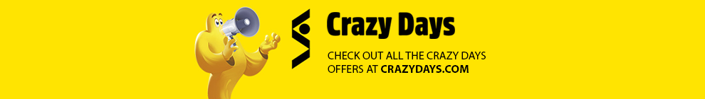 Back to CrazyDays.com