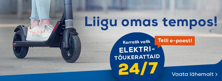PL Elektritõukerattad