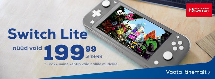 PL Nintendo Switch Lite