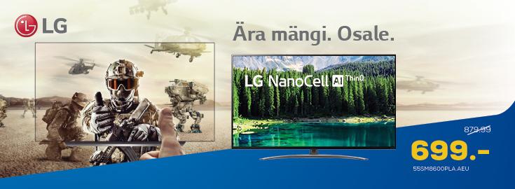 LG Nano Cell 55SM8600PLA.EU
