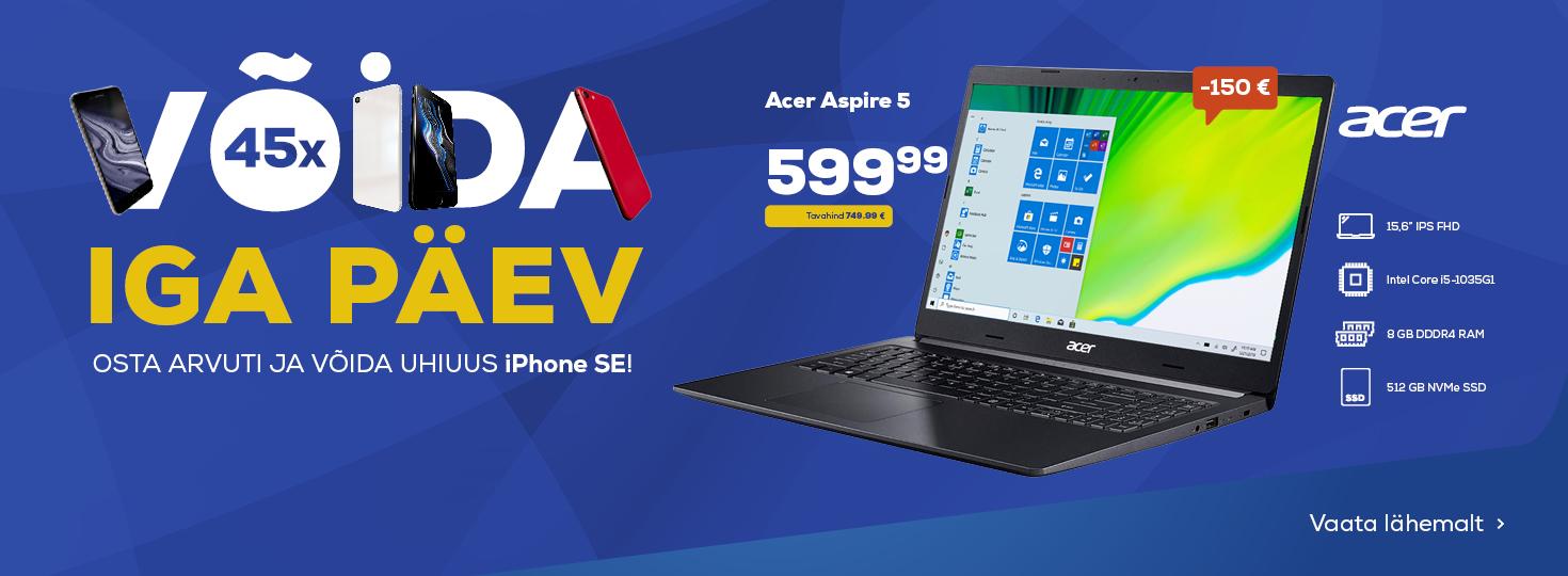 MP BTS Acer Aspire 5