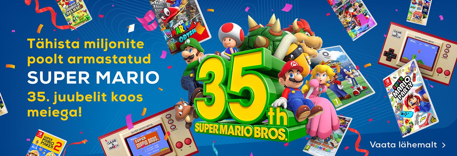 MP Super Mario 35
