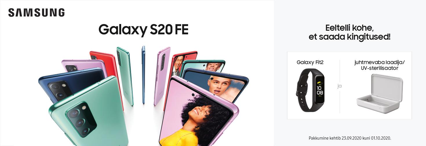 Eeltelli Samsung Galaxy S20 FE Samsung Galaxy Fit 2