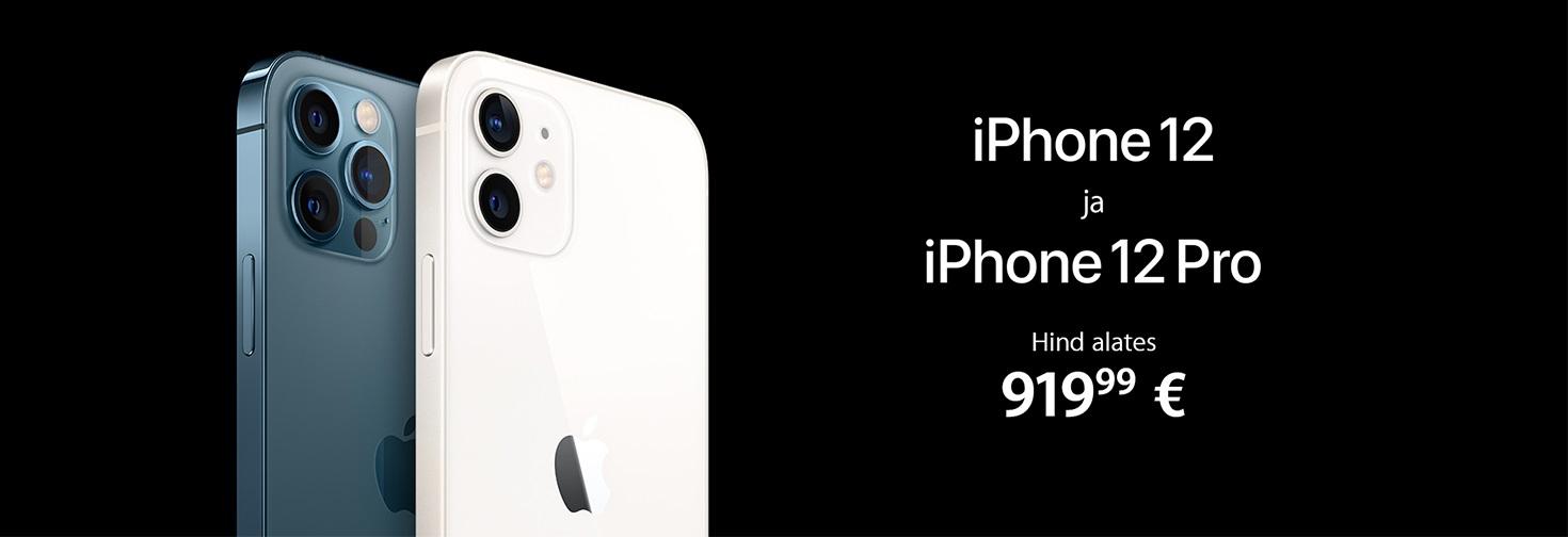 PL Apple iPhone 12 ja iPhone 12 Pro