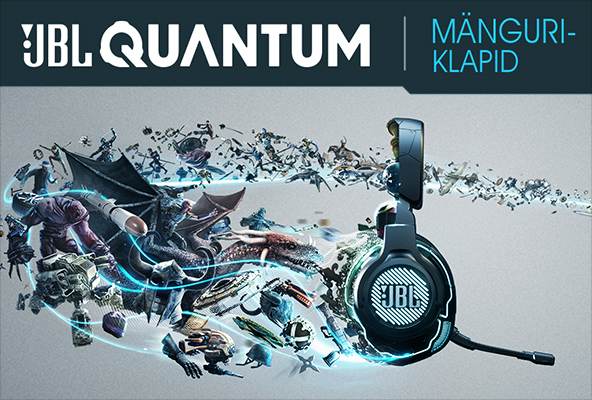 FPM JBL Quantum seeria kõrvaklapid