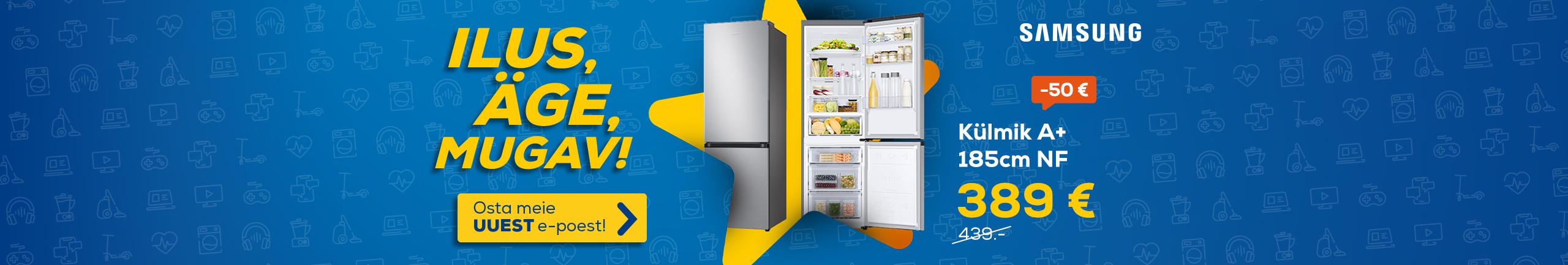 FPSlider New Web offers Refrigerator Samsung