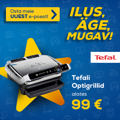 FrontPageSmall New Web offers, Tefal Optiigril