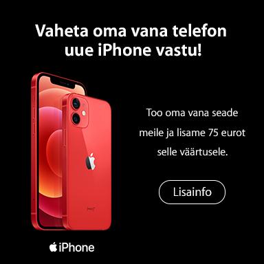 FronPageSmaall Vaheta vana telefon Apple iPhone'i vastu