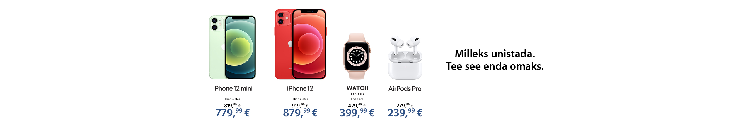 New FrontPageSlider Apple Special Offers for Woman's Day