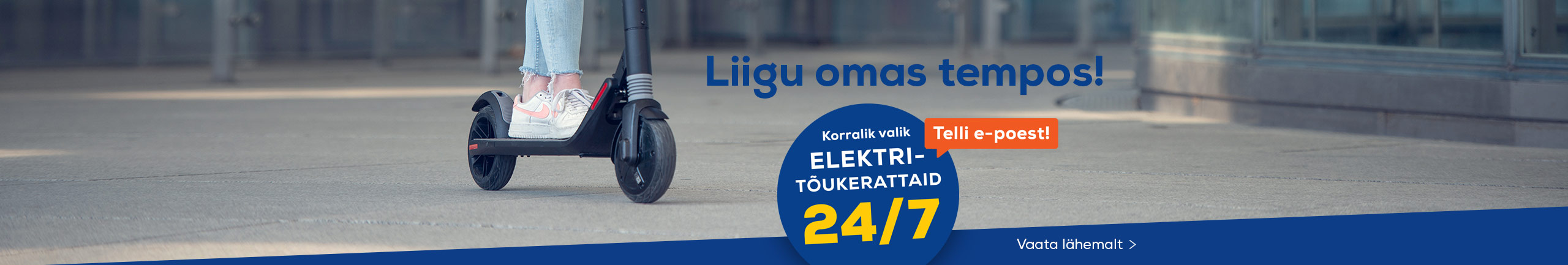FPL Electric scooters