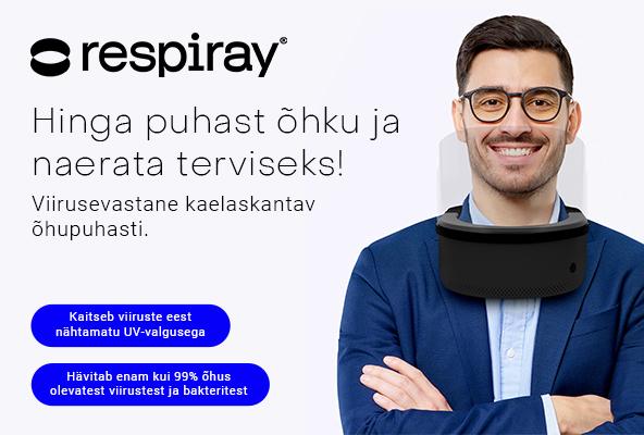 Respiray - Revolutionary Virus Protection