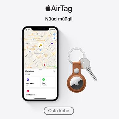 FPSmall Apple AirTag nüüd kohal