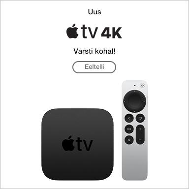 FPS Apple TV 4 K Varsti kohal!