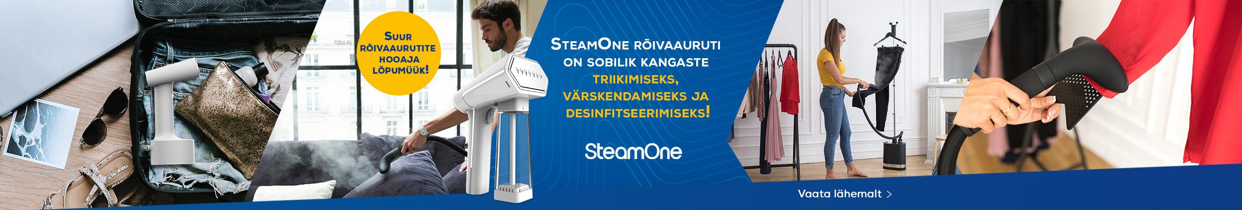 SteamOne steamer