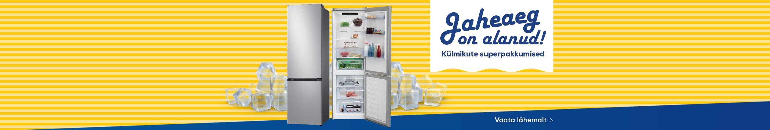 FPS Cooling time! Refrigerator special offers