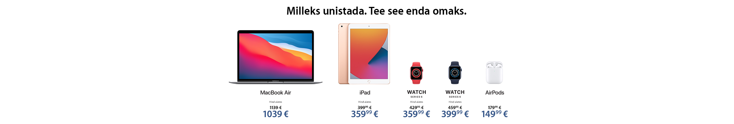 NPL Apple special offers for summer