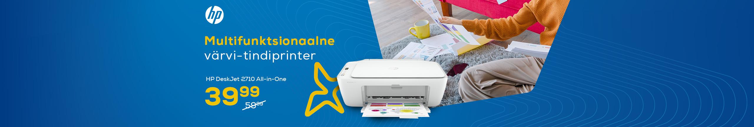 HP DeskJet 2710 MF-printer