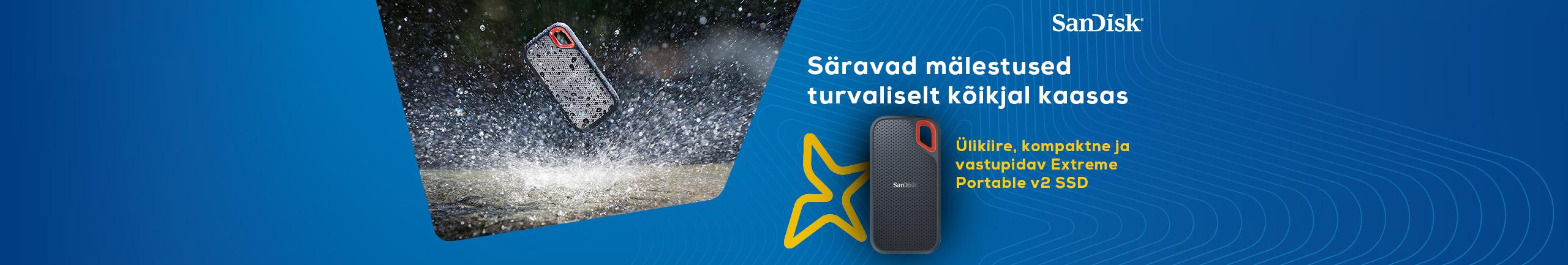 Sandisk Extreme Portable V2