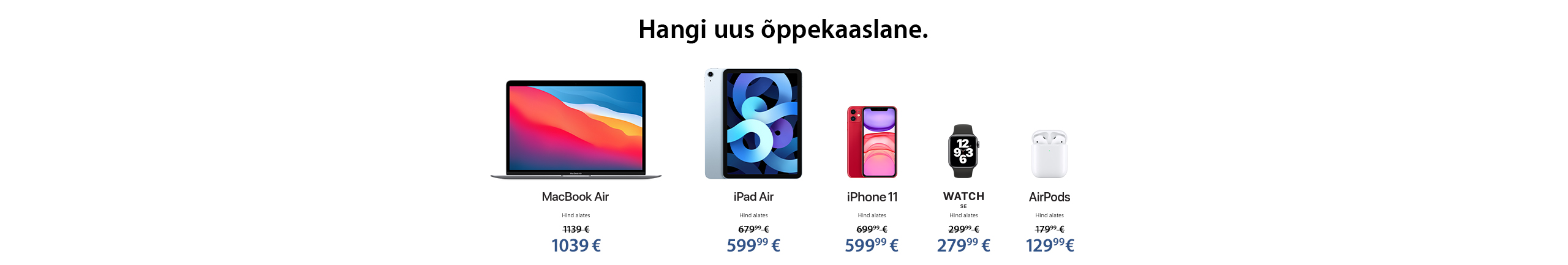FPS Apple Back to school offers