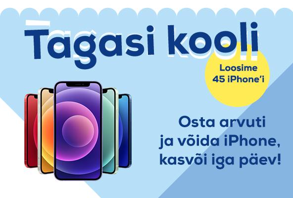 FPM Osta arvuti ja võida iPhone 12 mini