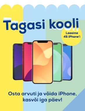 HeaderMenu Osta arvuti ja võida iPhone 12 mini