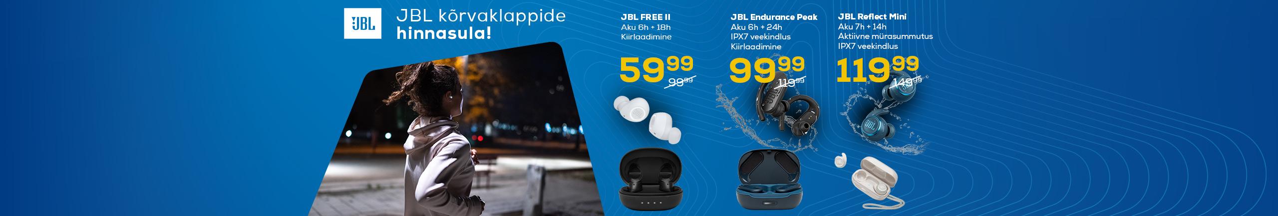 JBL headphones sale!