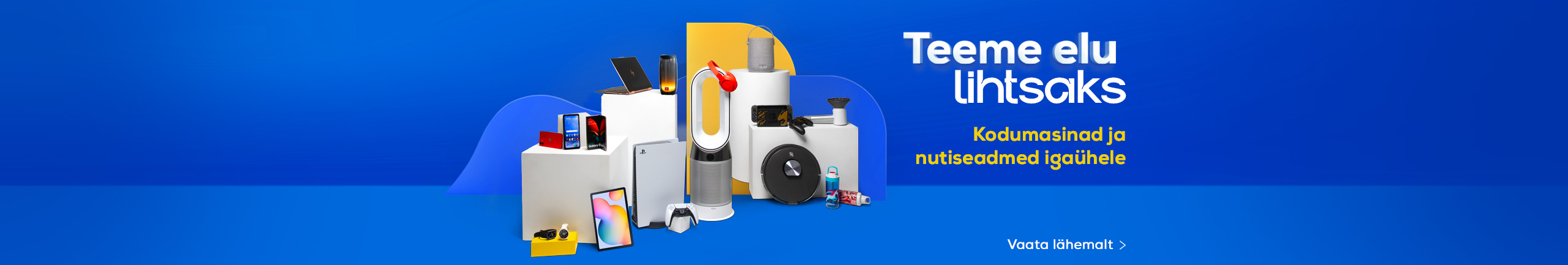 FPS We make life easy! Home appliances and smart devices for everyone
